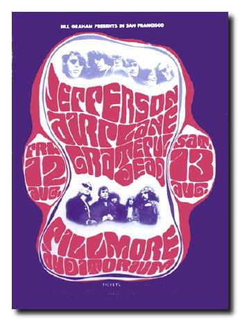 Jefferson Airplane And The Grateful Dead